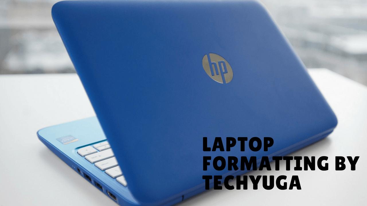 laptop formatting in kolkata