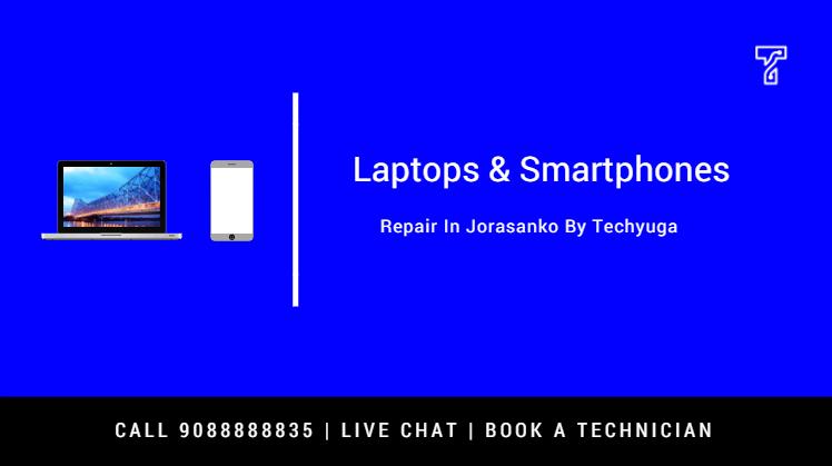 Laptop service center in jorasanko