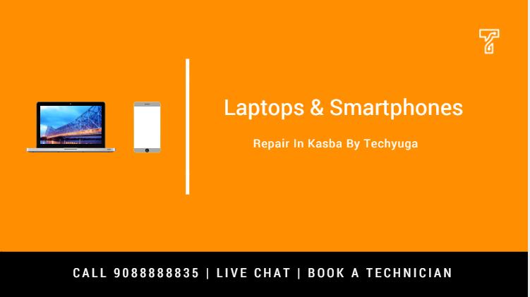 Laptop service center in Kasba