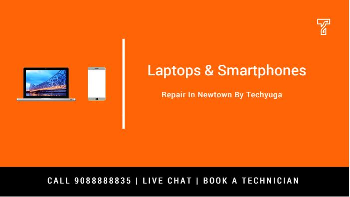 Laptop service center Newtown