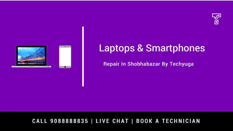 Laptop service center in Shobhabazar