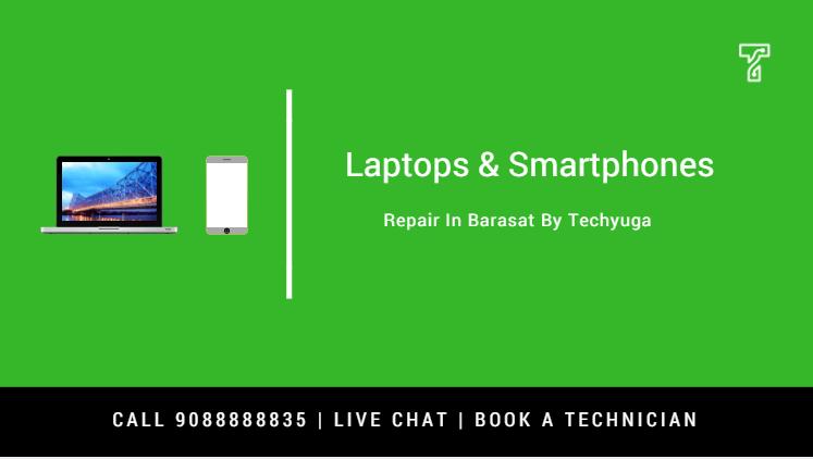 Laptop service center in Barasat