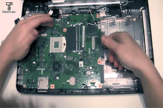 Dell Service Center in Kolkata. Dell Laptop Repair Center. Dell laptop motherboard repair service
