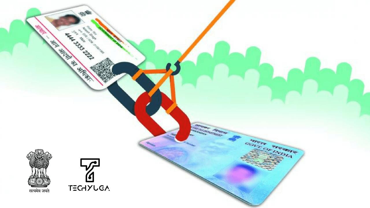 Link PAN To Aadhaar Card