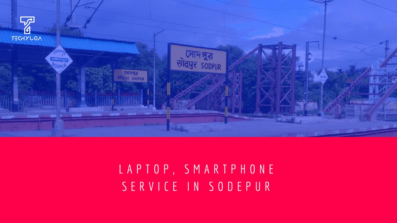 aptop, smartphone service in sodepur