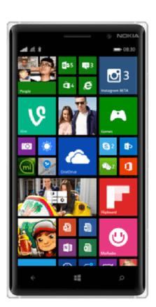 Lumia 830 Repair
