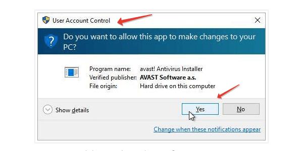 how to delete avast antivirus free