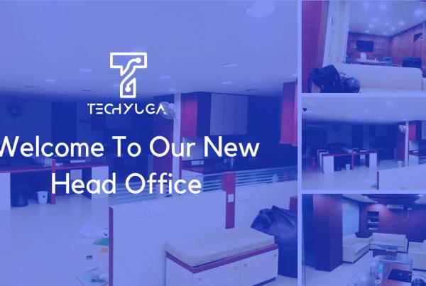 techyuga address change