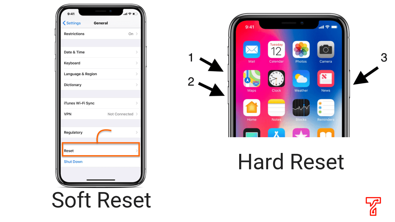 iPhone X Troubleshooting guide by expert