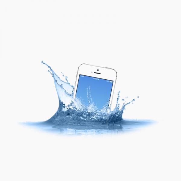 apple iphone liquid damage repair
