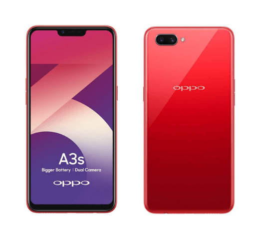 Oppo A3s Repair In India