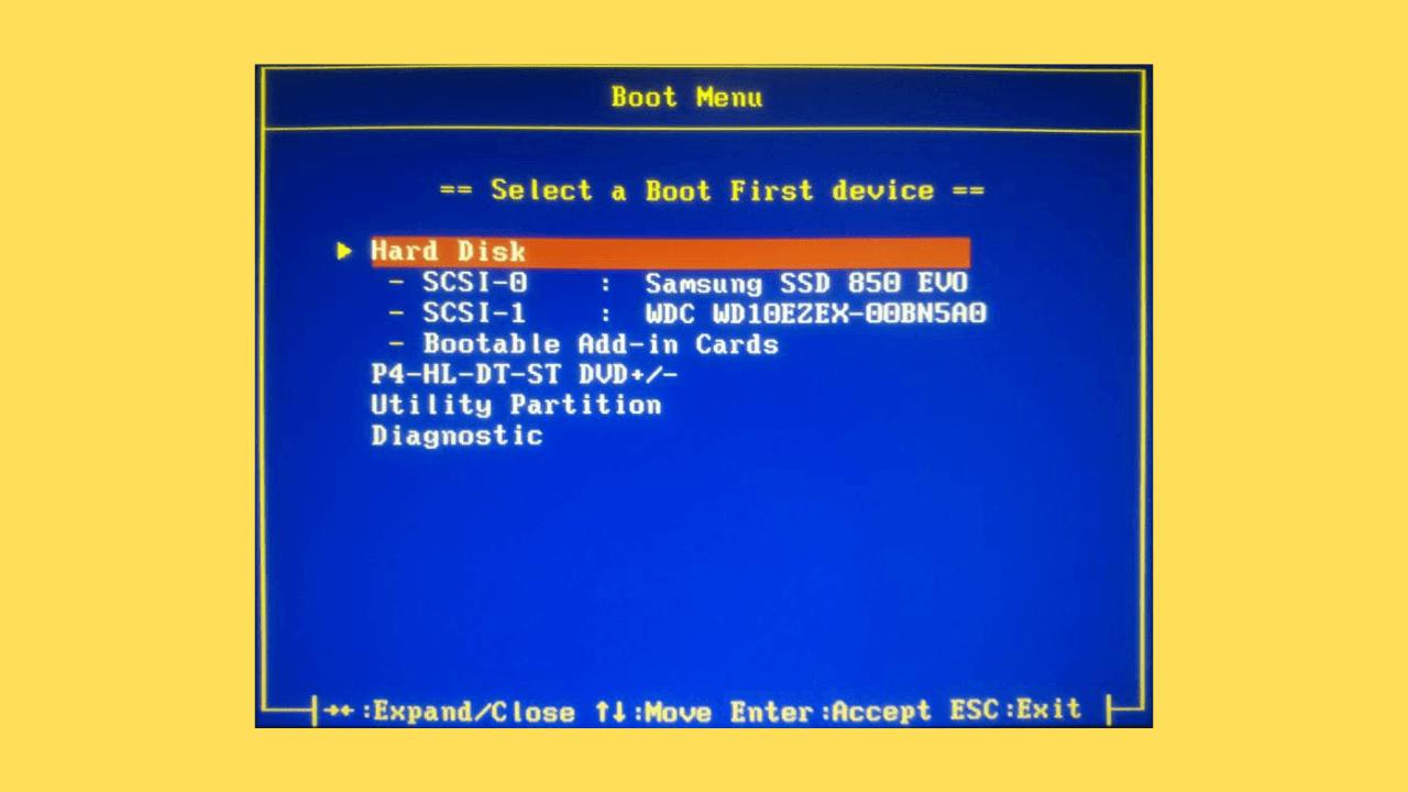 BOOTMGR is Missing Error In Windows 10