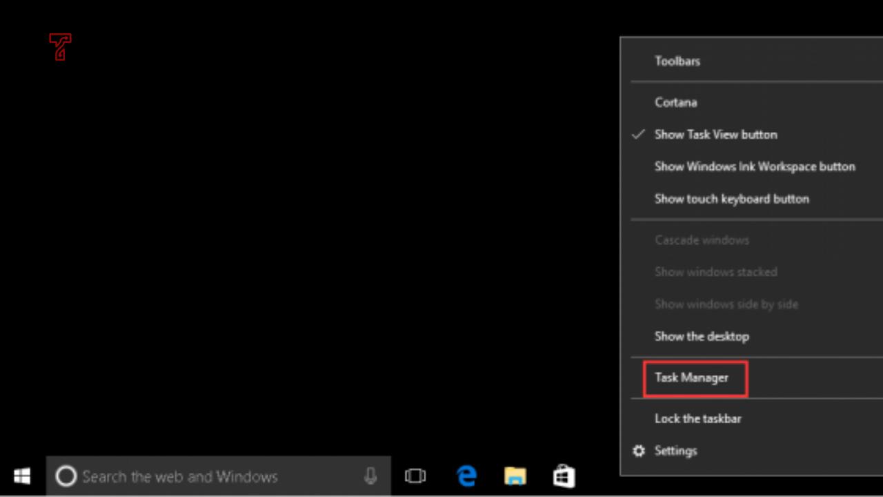 How To Fix Windows 10 Taskbar Not Hiding