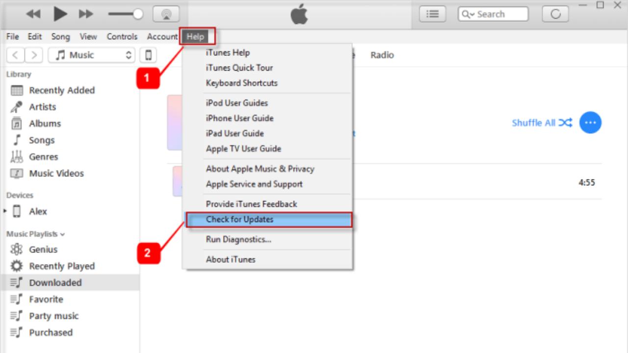 iPhone Error 21 or iTunes Error 21