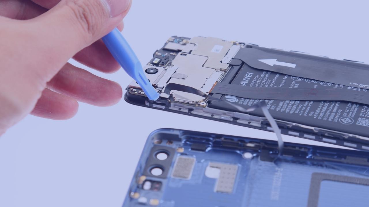 Huawei Phone Power Button Repair