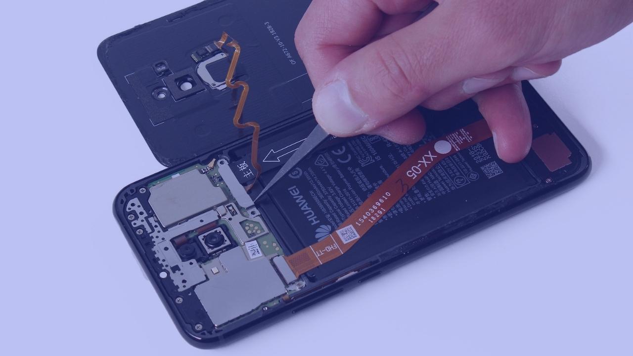 Huawei Phone Vibration Repair