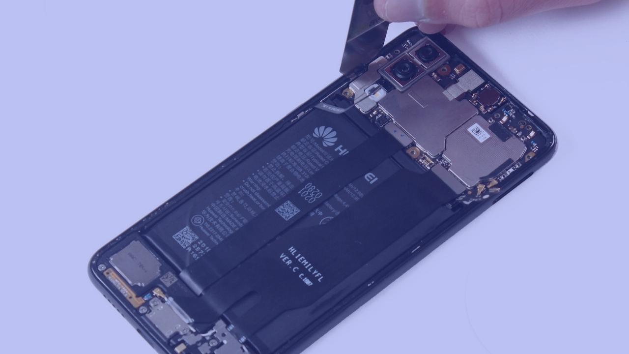 Huawei Phone Volume Button Repair