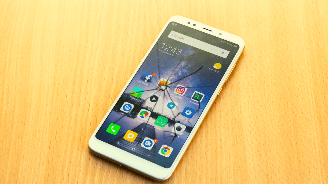 What is Redmi Note 5 Pro Screen replacement cost in India