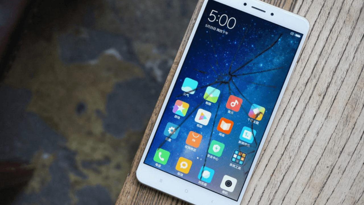 What is Xiaomi Mi MAX 2 Screen replacement cost in India