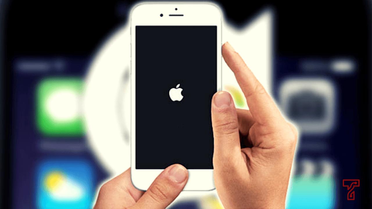 force restart to fix iPhone Stuck On Apple Logo on screen, apple logo loop, boot loop | Get iPhone Repair by Techyuga