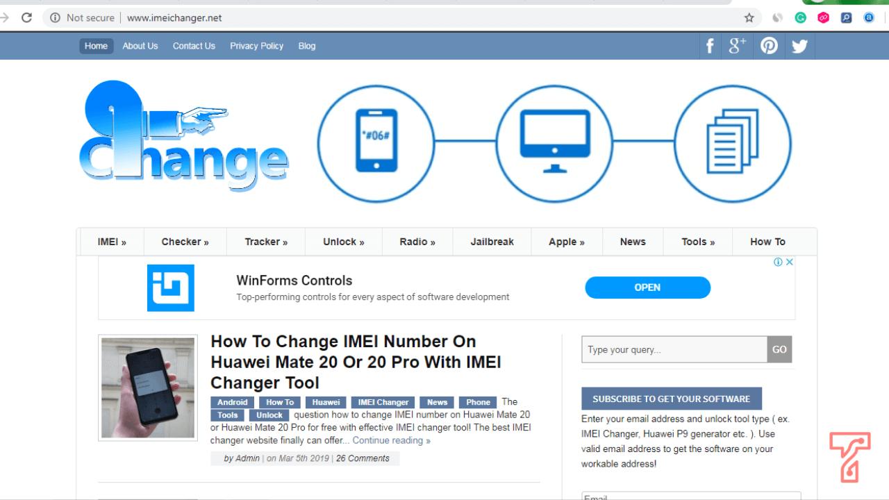 imeichanger checker | Get iphone repair by techyuga
