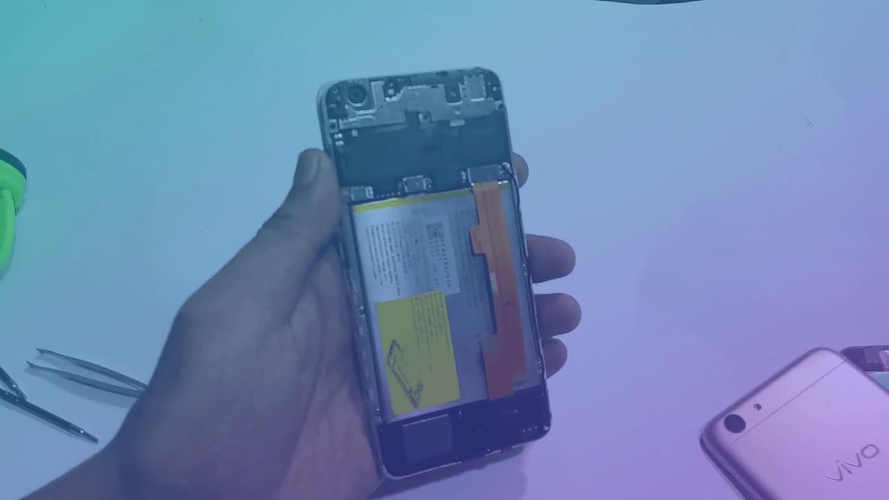 vivo phone front camera repair in india