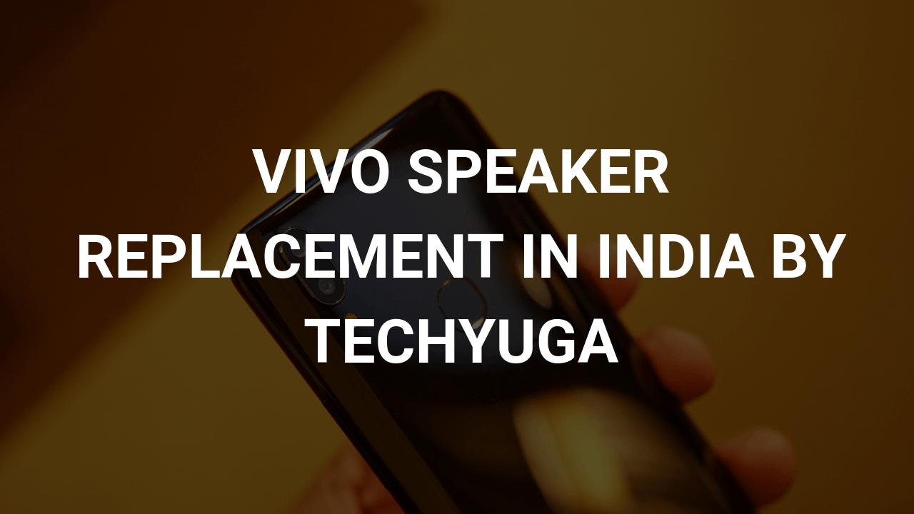 vivo phone speaker cost