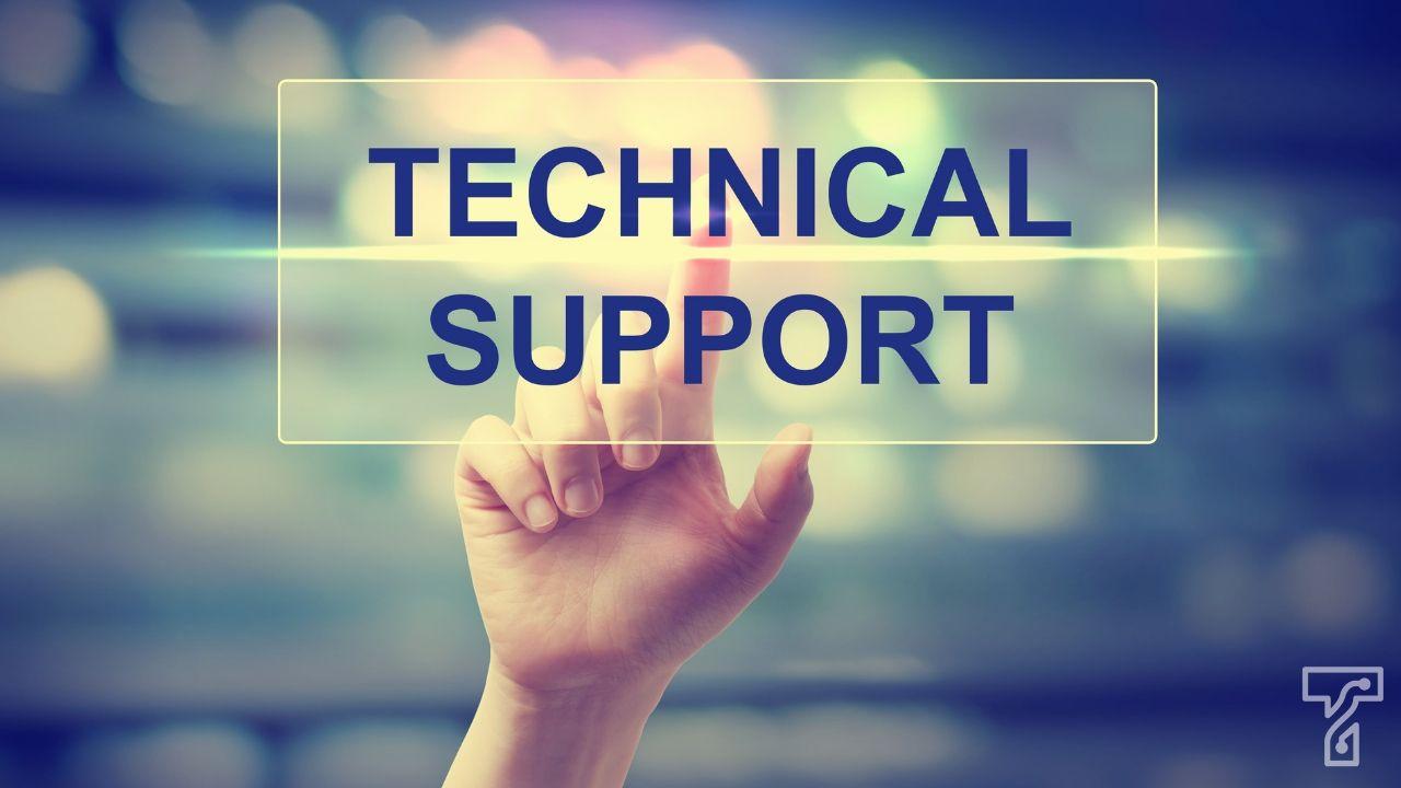 No Tech Support