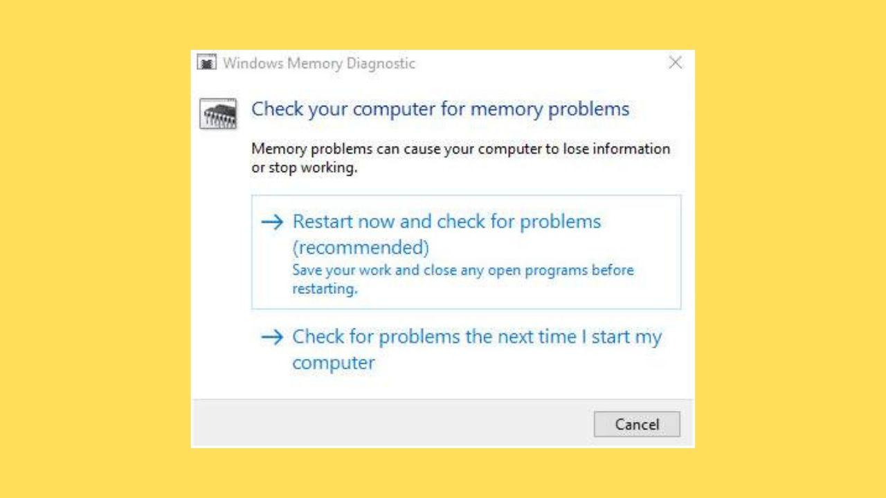 Hướng Dẫn Cách Sửa Lỗi Trang Dữ Liệu Nhân Trên Windows - AN PHÁT