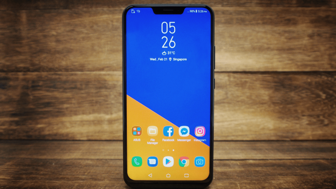 asus zenfone 5z battery replacement in India