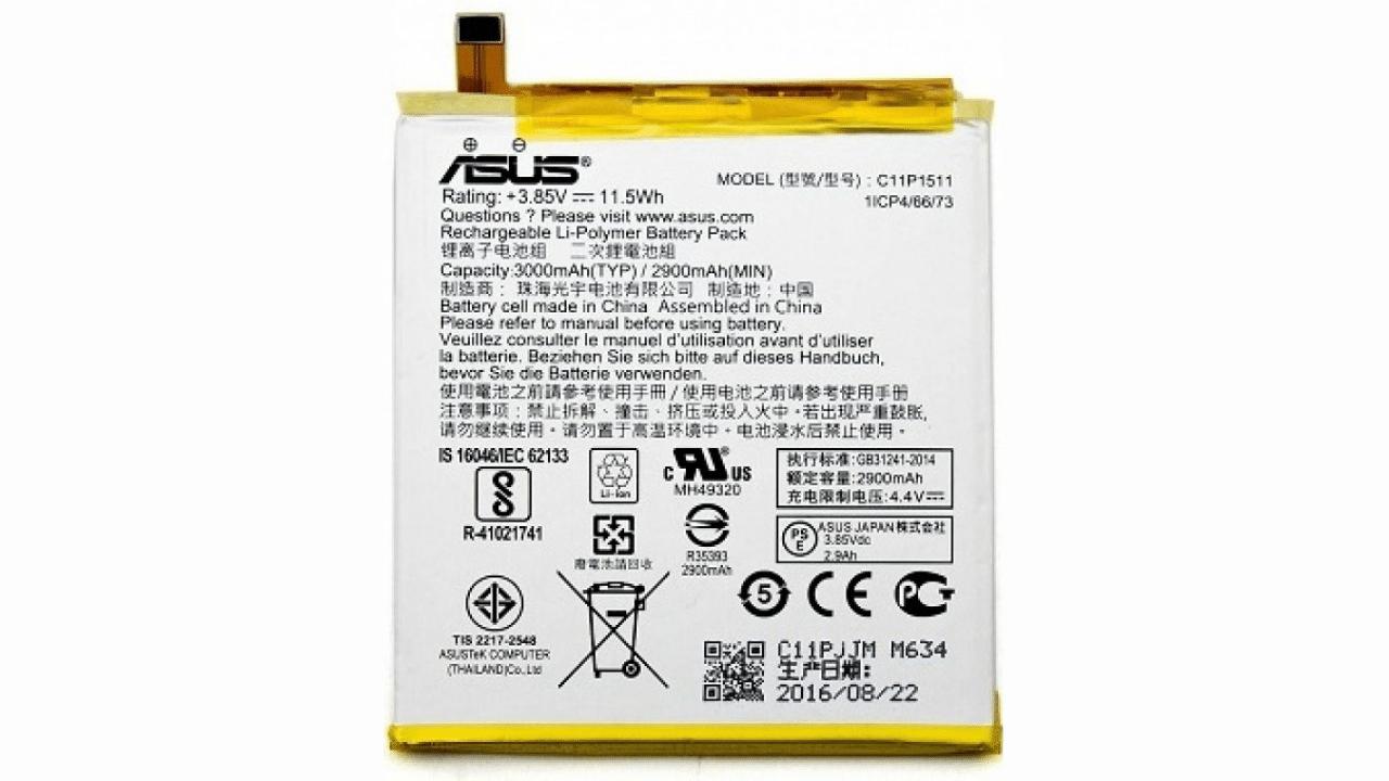 Asus ZenFone 4 Selfie Pro (ZD552KL) battery replacement in India