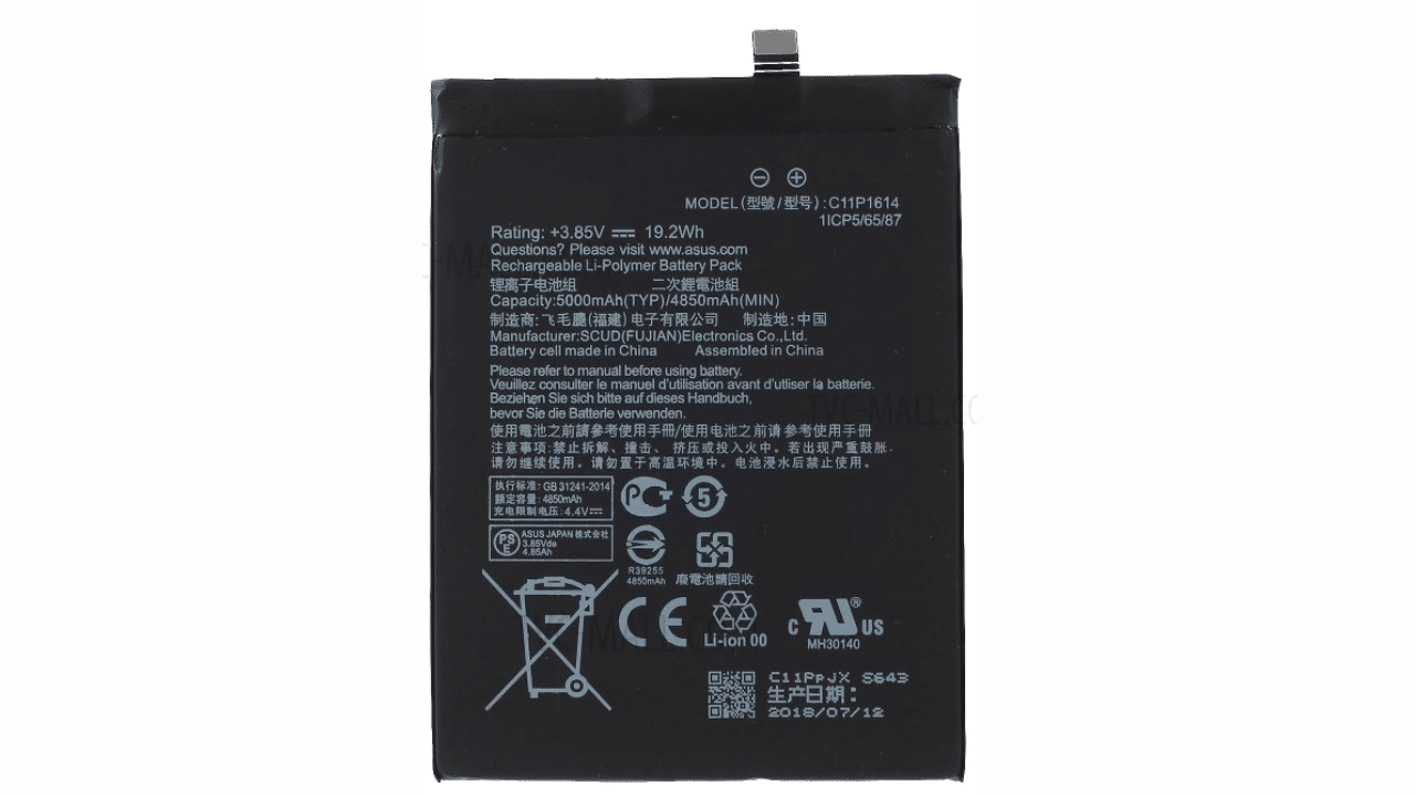 Asus Zenfone 3s Max (ZC521TL) battery replacement in India