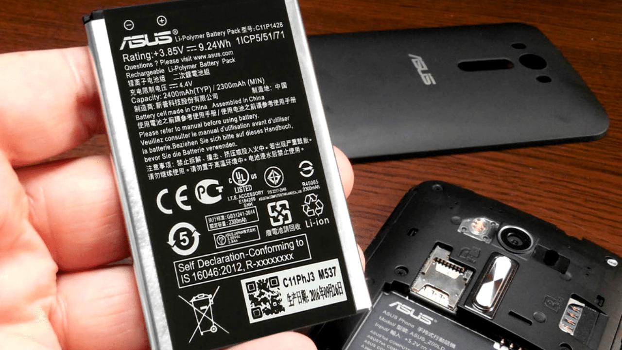 Asus ZenFone 2 Laser (ZE500KL) battery replacement in India