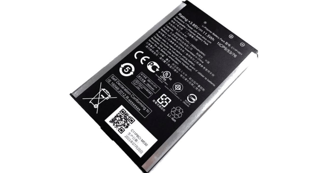 Asus ZenFone 2 Laser (ZE550KL) battery replacement in India