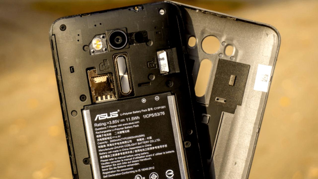 Asus ZenFone 2 Laser (ZE600KL) battery replacement in India
