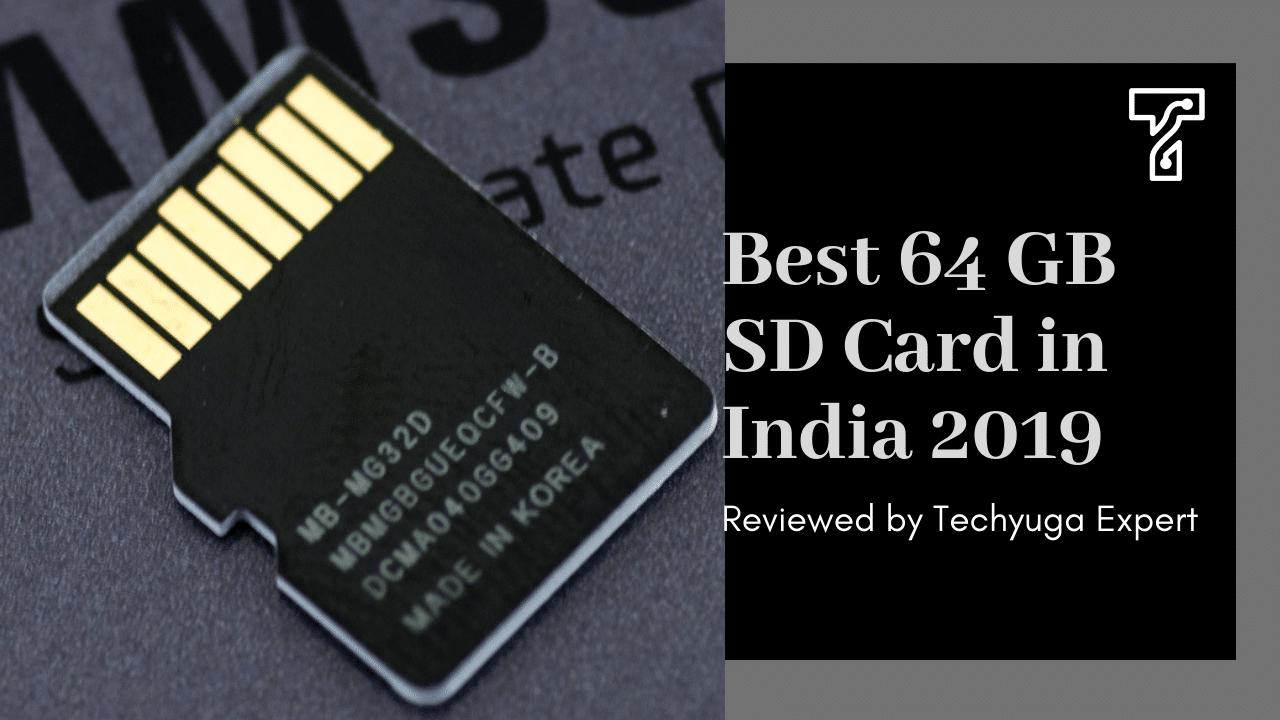 Best 64 GB SD Card