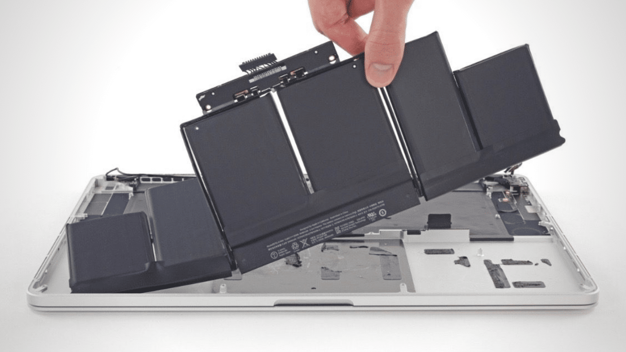 What is MacBook Pro Battery Replacement cost in India