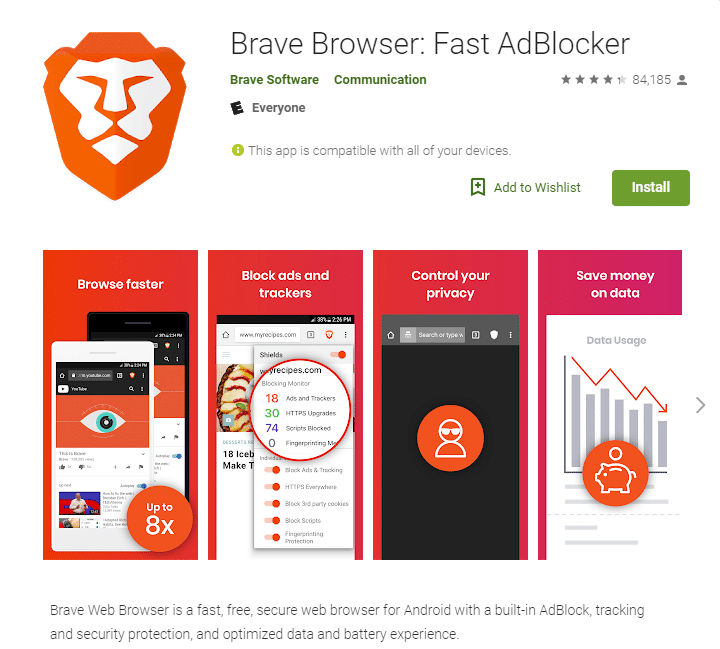 How to Download And Install Brave Browser