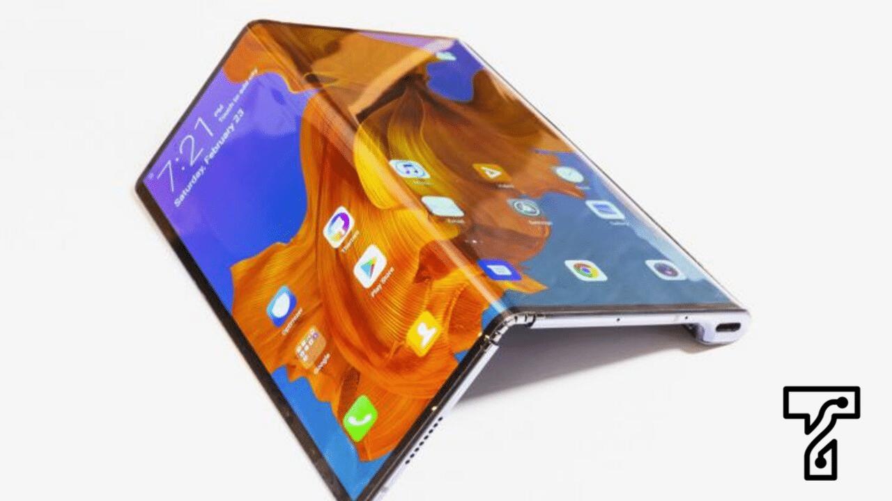 Huawei Mate X 5G Phone