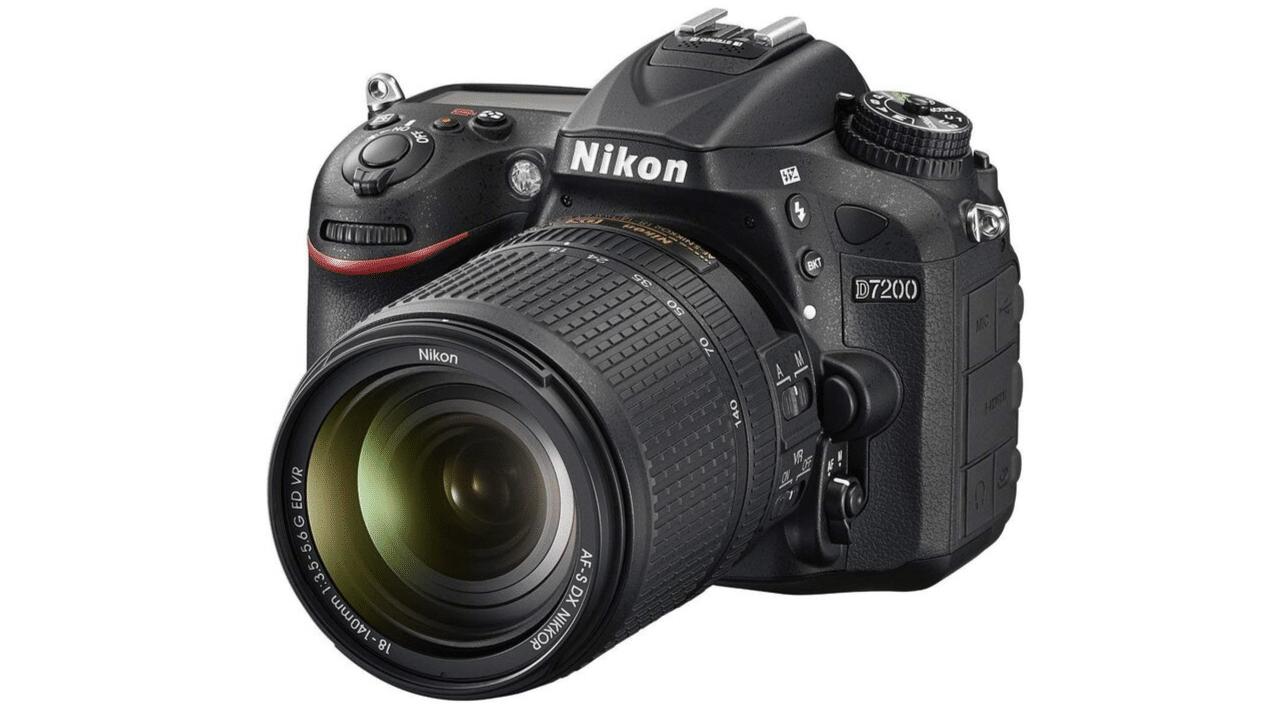 Best DSLR Camera Under 40000 In India