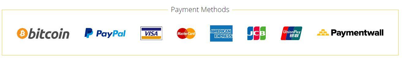 Zoog VPN Payment Method