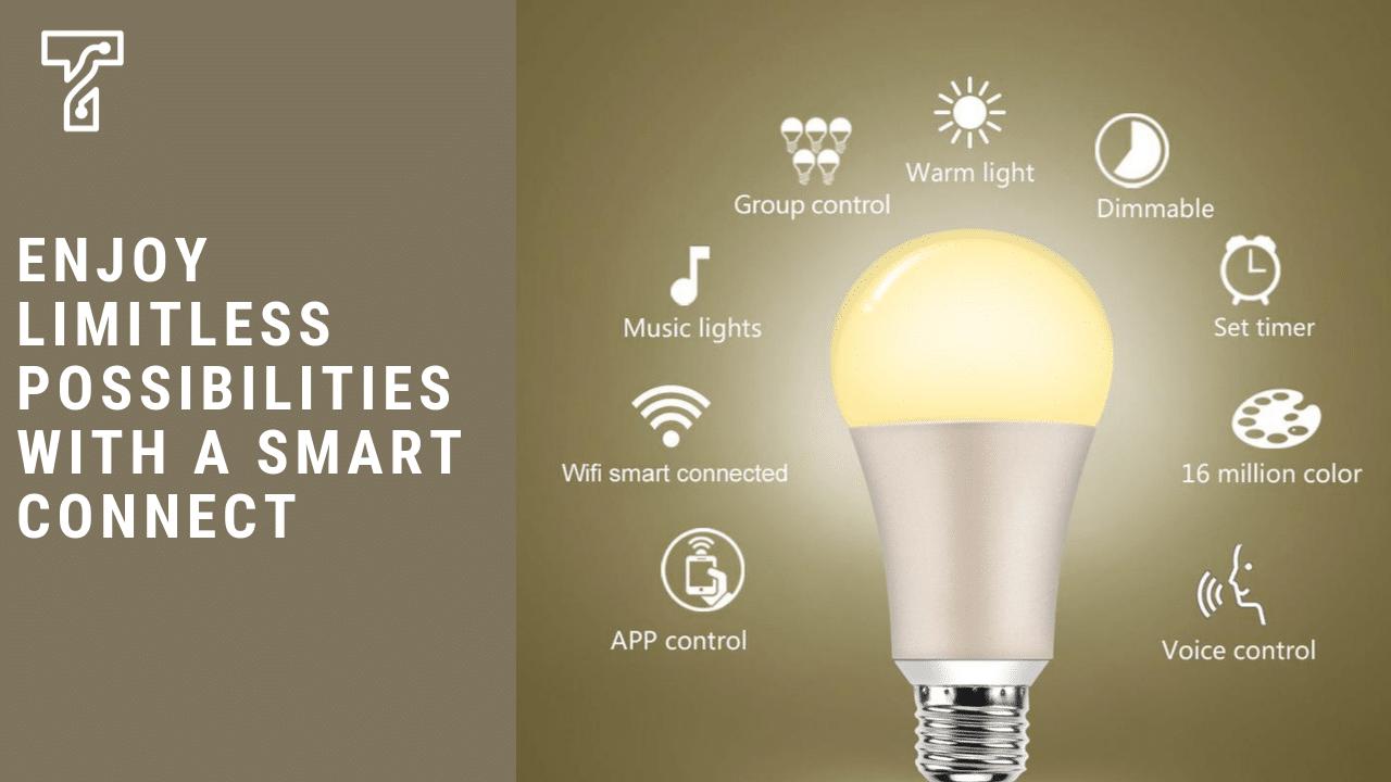 Advantages of Smart LED Light Bulb