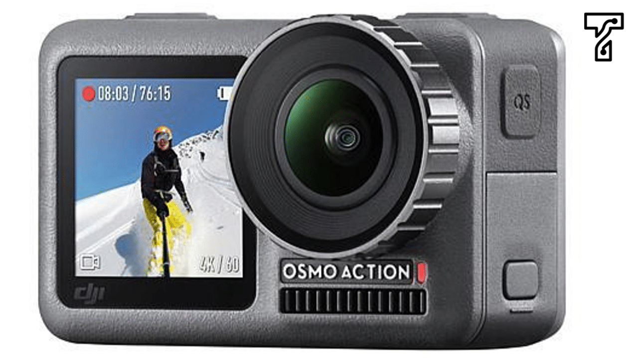 Best 4K Action Camera for Helmet