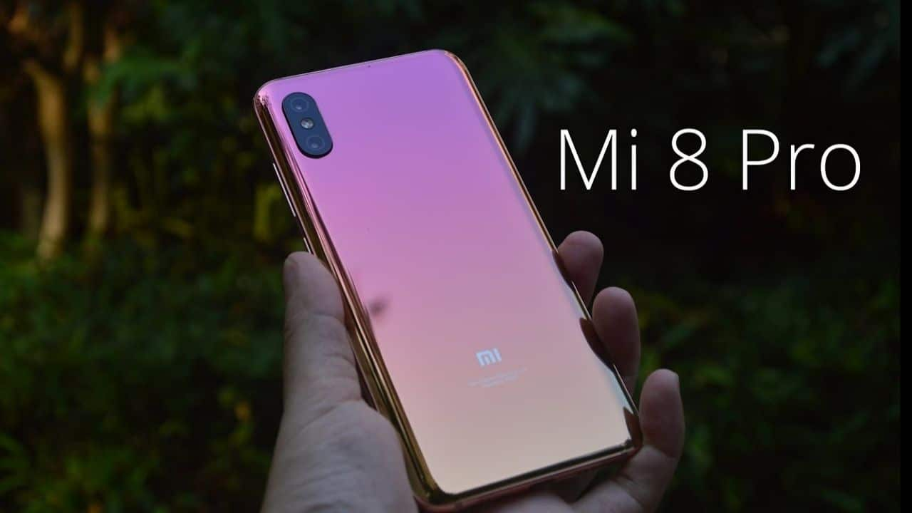 What is Mi 8 Pro Replacement Cost in India?