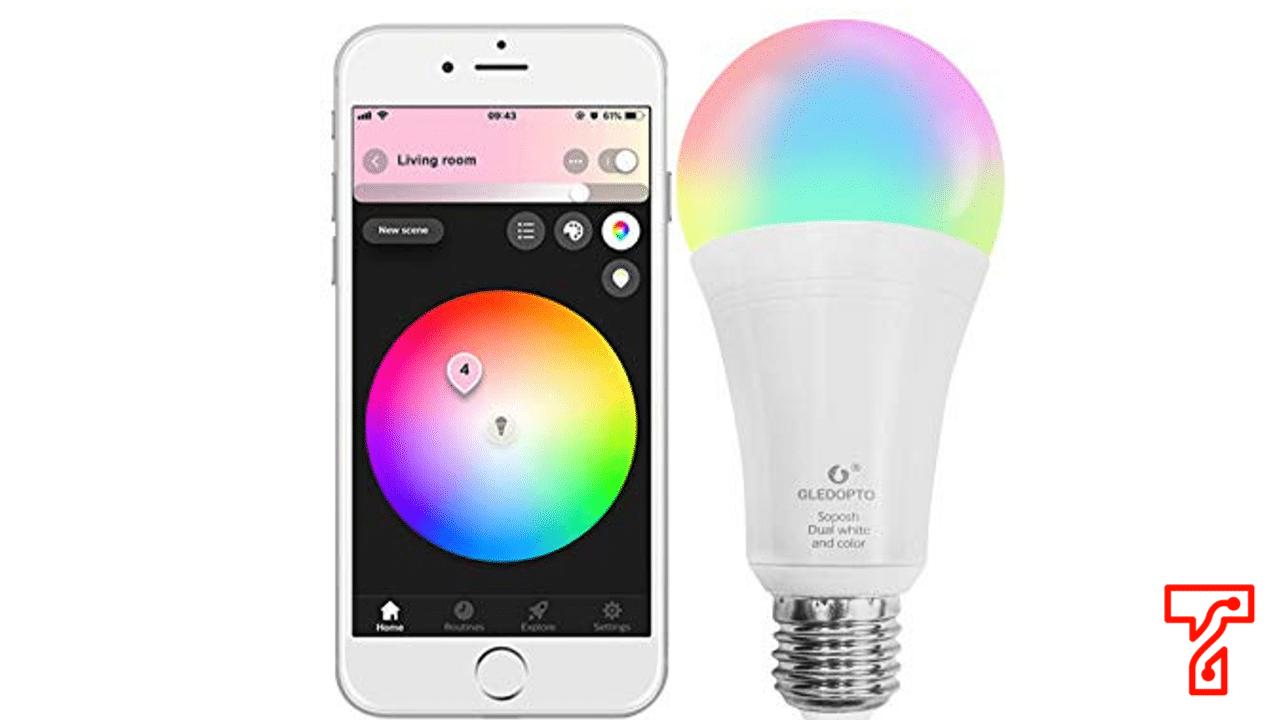 Zigbee Smart LED Light Bulb