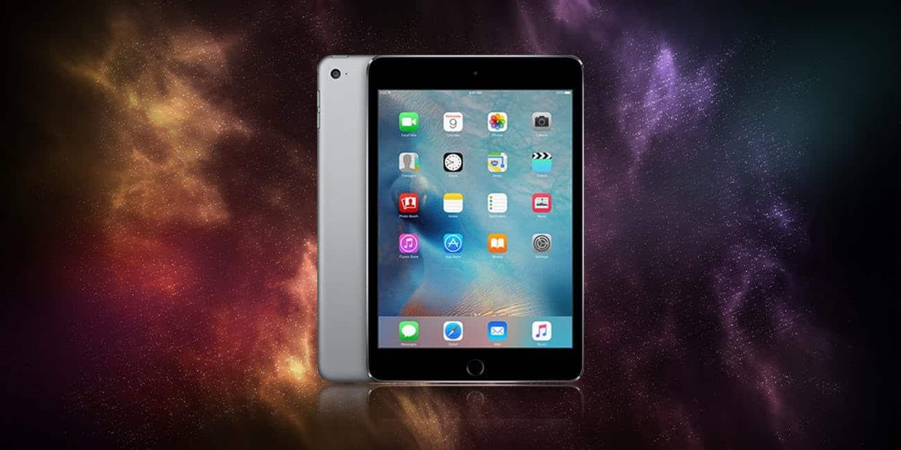 Apple iPad Mini 4 WIFI cellular