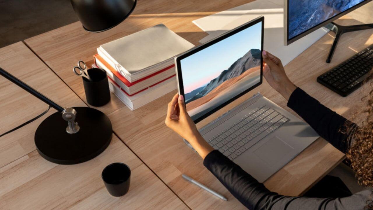 Discrete GPU On Microsoft Surface Book