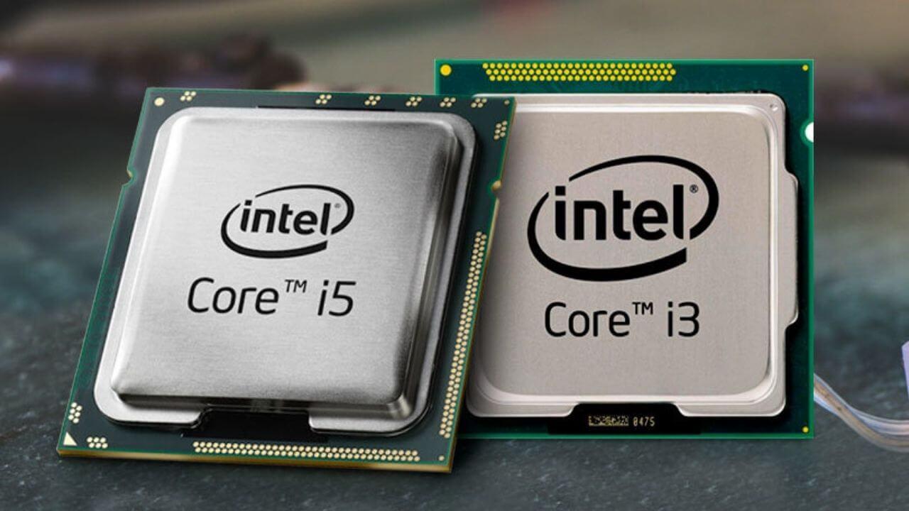 Intel Core I3 Vs I5 Processors