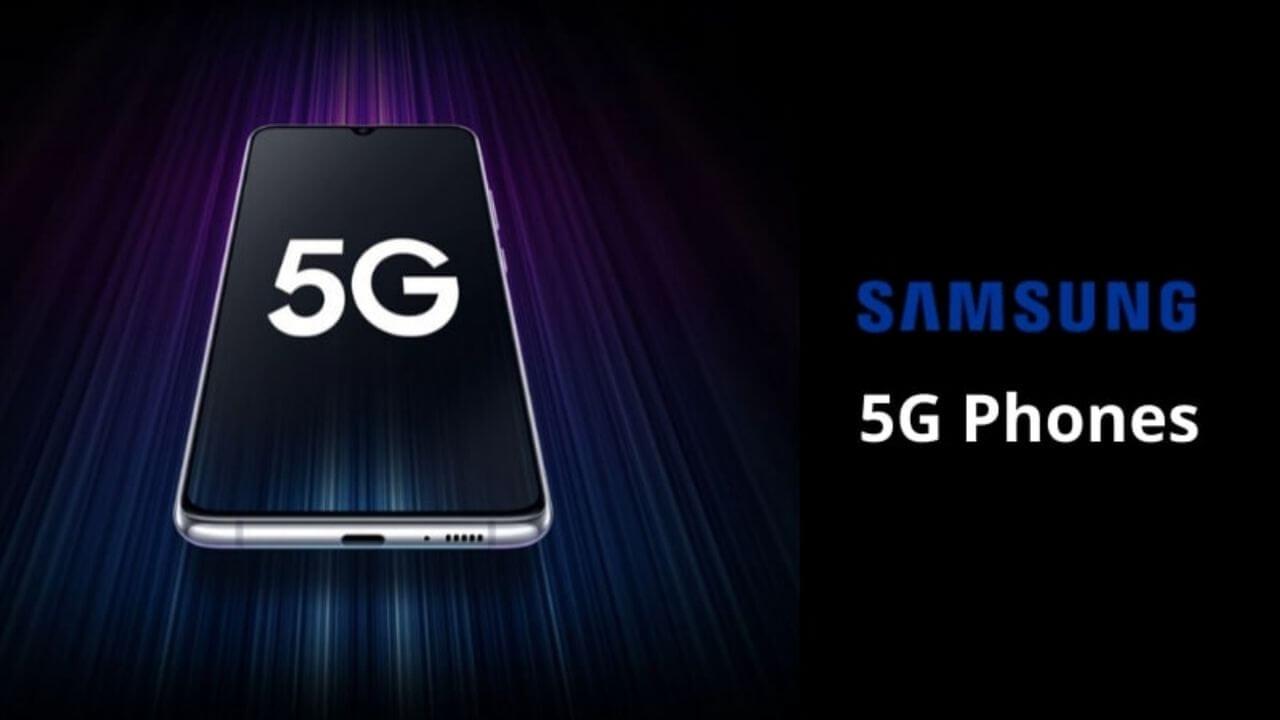 best 5g phone from samsung