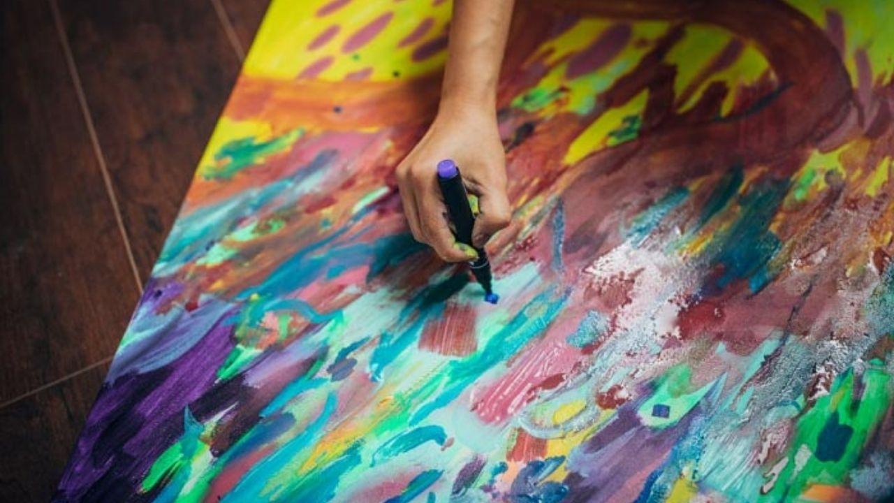 paint marker pens for canvas